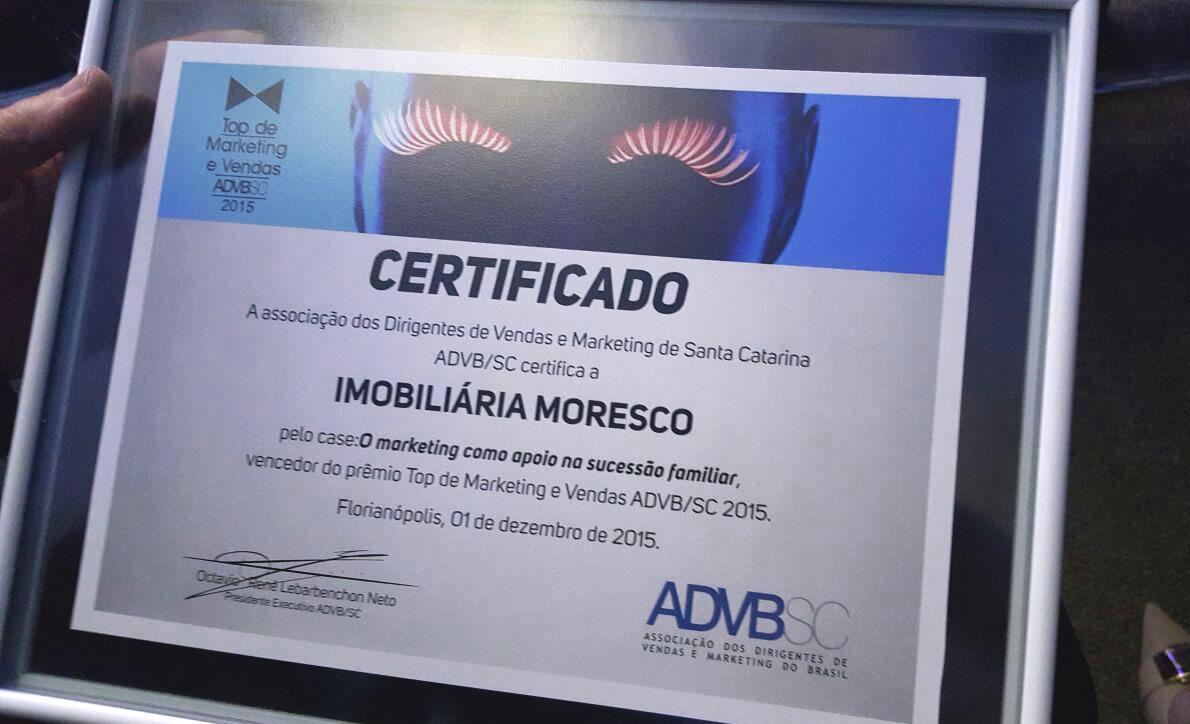 Certificado Rosalvo Barreto