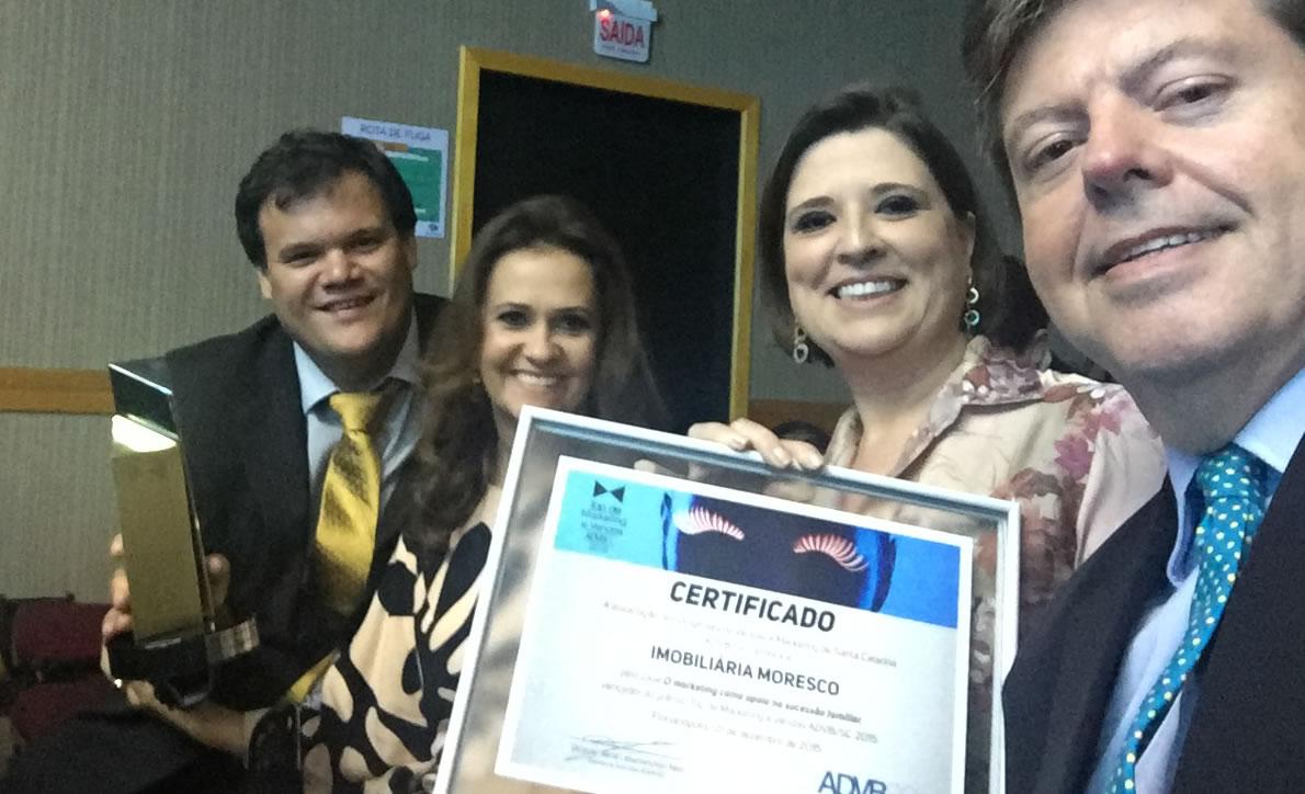 Prêmios de Rosalvo Barreto.