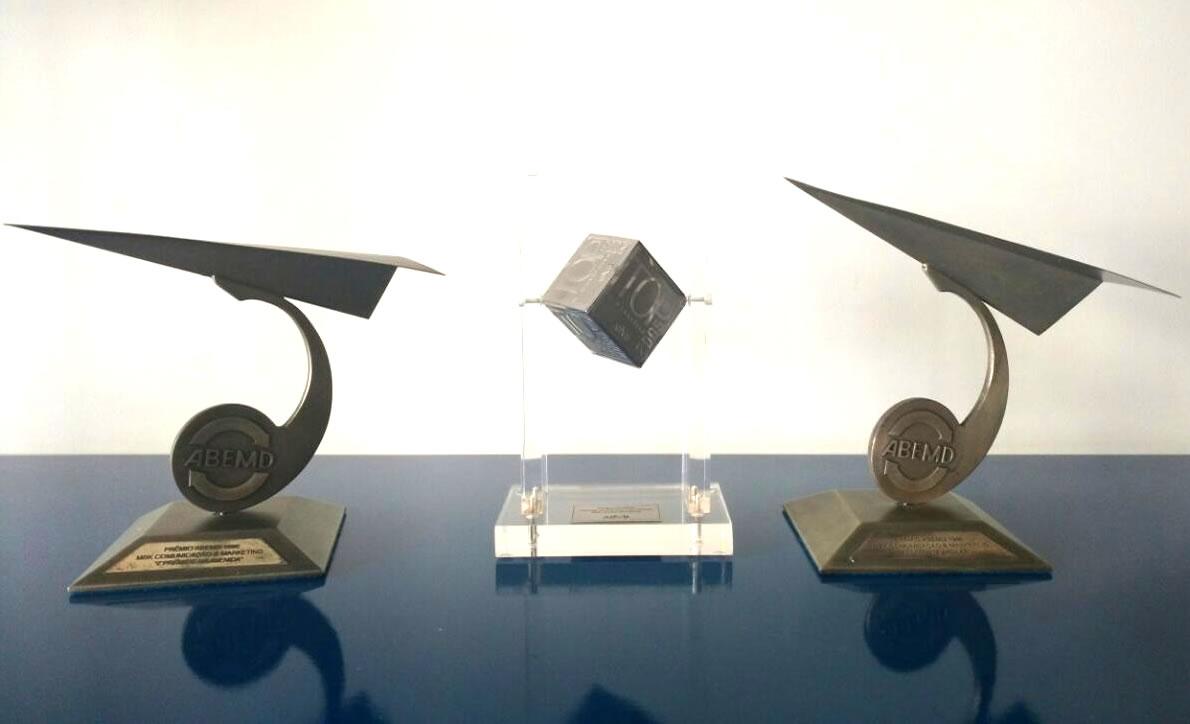 Prêmios de Rosalvo Barreto